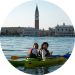 kayak guided tours in Venice