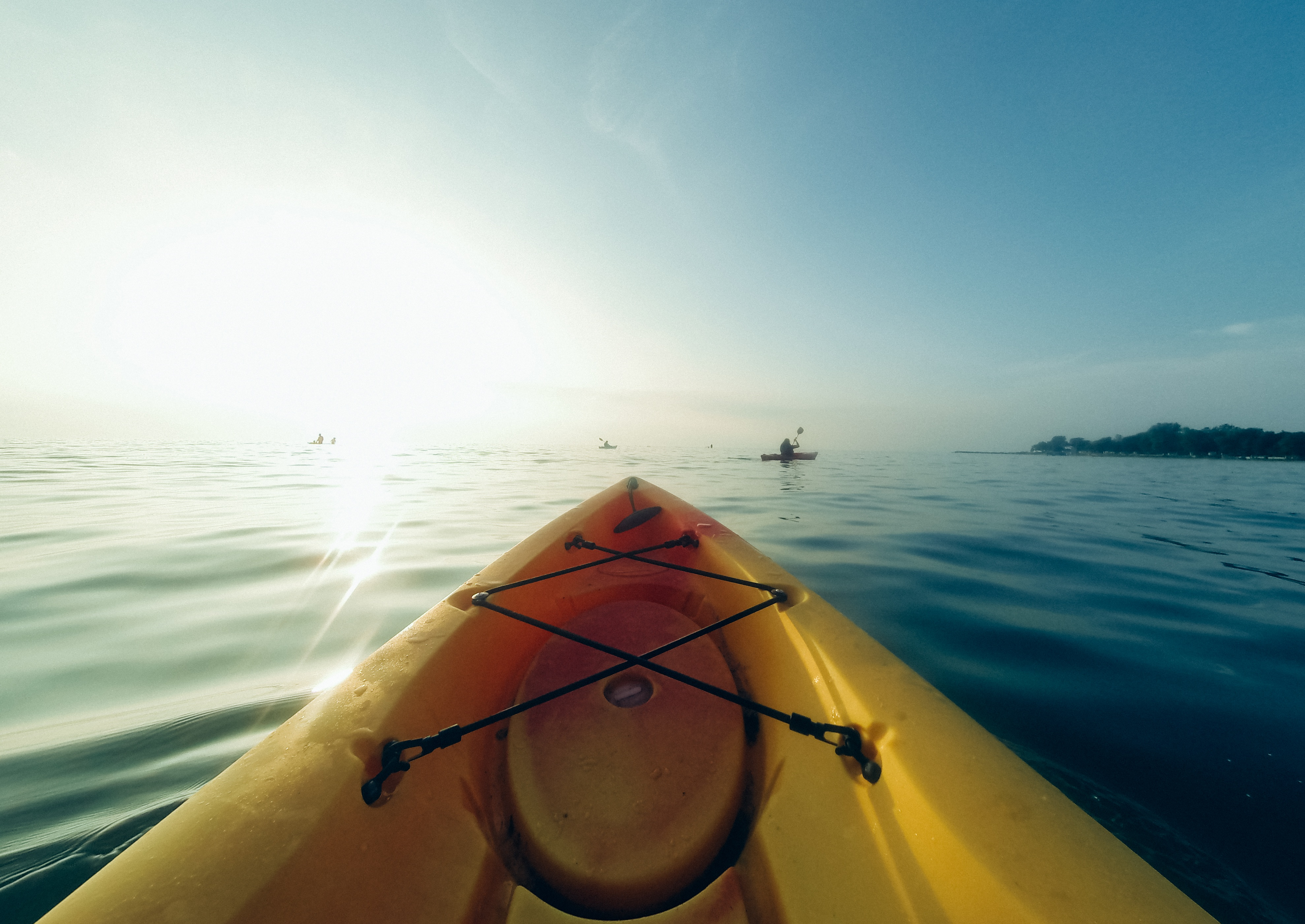 5 Beautiful spots you can only see by kayak in Venice
