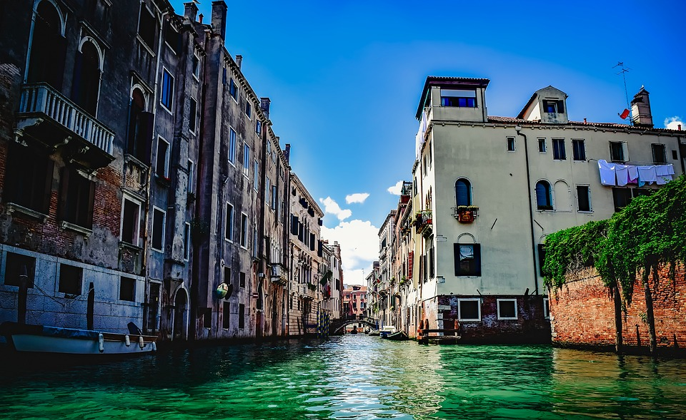 5 reasons to kayak in Venice at least once in your life