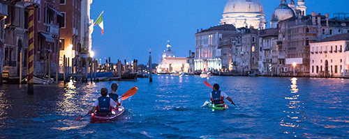 Kayaking in Venice | Night Tours